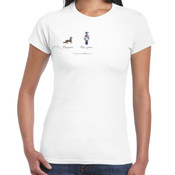 Mongoose - Ladies' Slim Tee