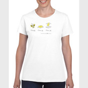 Butterfly - Ladies' Tee